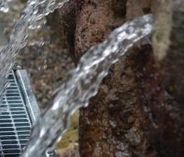上下水道がいらないほどのきれいな水